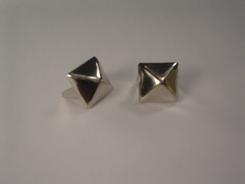 Small Pyramid Studs Bag of 100