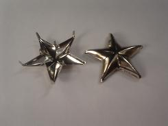 Star Large Studs 1 1/8 Bag of 100