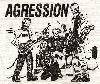 AGRESSION - Band - Patch