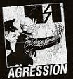 AGRESSION - Cop - Patch
