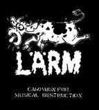 LARM - Musical Destruction - Shirt