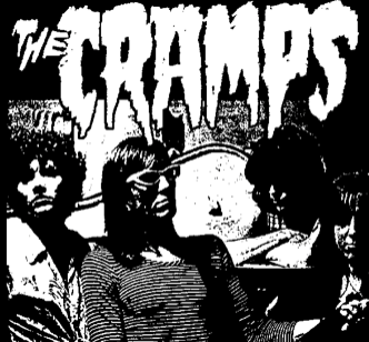 CRAMPS - Band - Patch