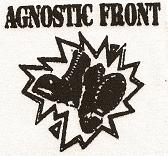 AGNOSTIC FRONT - Patch