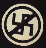 ANTI NAZI - Patch