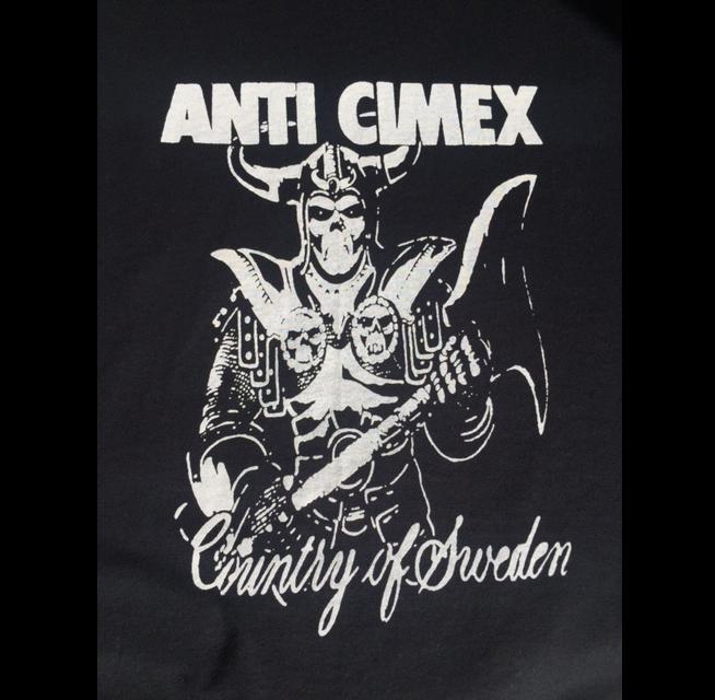 Anti Cimex - Sweden - Hooded Sweatshirt