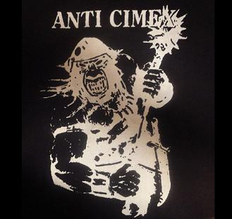 Anti Cimex - Gorilla - Shirt