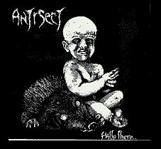 Antisect - Hallo There - Shirt