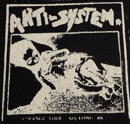ANTI-SYSTEM - Strange Love EP - Patch