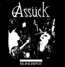 Assuck - Blindspot - Shirt