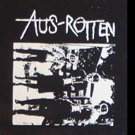 AUS-ROTTEN - Gas Mask Family - Patch