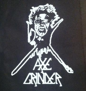 AXEGRINDER - Head - Patch