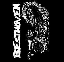 Besthoven - Skeleton Punk - Shirt