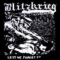 Blitzkrieg - Lest We Forget EP - Shirt