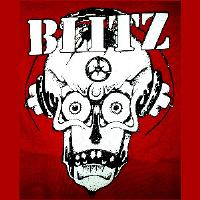 Blitz - Skull (Red) - Shirt