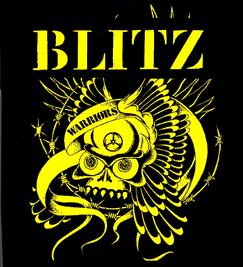 BLITZ - Yellow - Back Patch