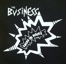 BUSINESS - Smash The Discos - Patch