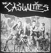 CASUALTIES - For The Punx- Back Patch