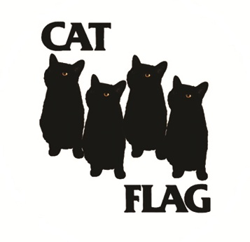 Cat Flag - Shirt