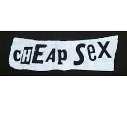 CHEAP SEX - Name - Patch