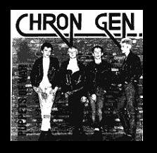 CHRON GEN - Puppets Of War - Back Patches