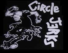 Cirlcle Jerks - Dancing - Sticker