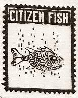 CITIZEN FISH - Patch