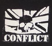 CONFLICT - Flag - Patch