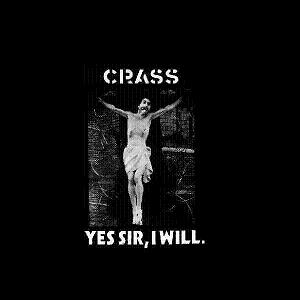Crass - Yes Sir I Will - Shirt