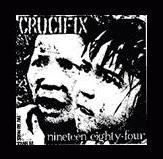 CRUCIFIX - Nineteen Eighty-Four - Back Patch