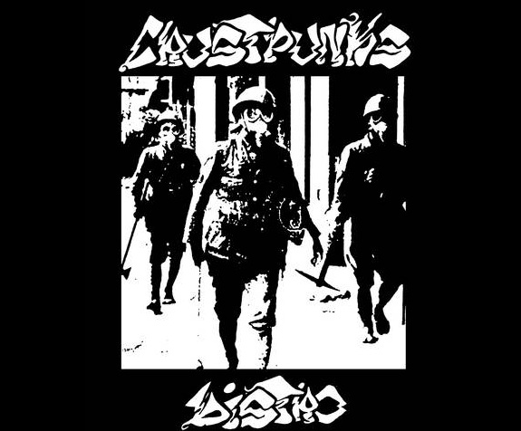 Crustpunks.com - dystopia - Shirt 3