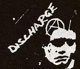 DISCHARGE - Anarchy - Patch
