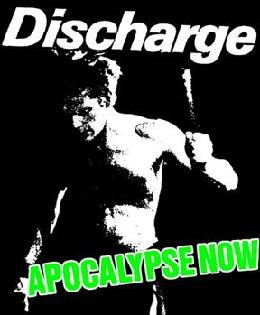 DISCHARGE - Apocalypse Now - Patch