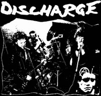 Discharge - Singing Anarchy - Shirt