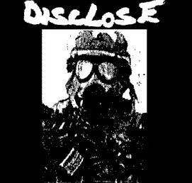 Disclose - Gas Mask - Hooded Sweatshirt