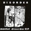 DISORDER - Mental Disorder - Patch