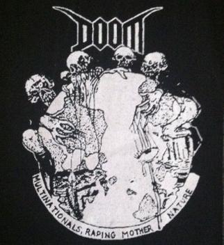 DOOM - Earth - Patch