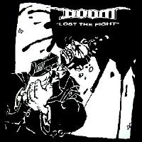 DOOM - Lost - Back Patch