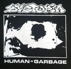 DYSTOPIA - Human = Garbage - Patch