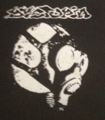 DYSTOPIA - World Gas Mask - Patch