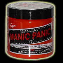 Manic Panic - Electric Tiger Lily