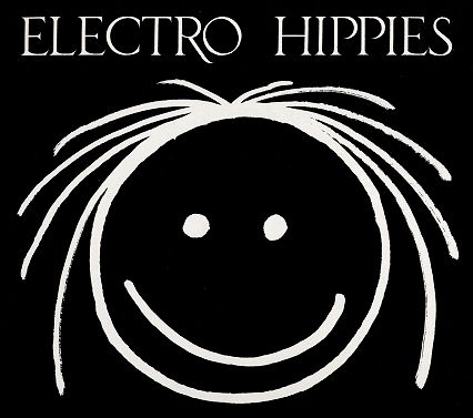 ELECTRO HIPPIES - Smiley Face - Patch