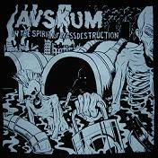 Avskum - In The Spirit - Shirt
