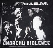 GISM - Anarchy Violence - Patch