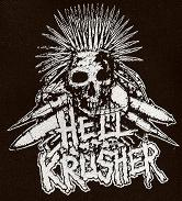 HELLKRUSHER - Patch