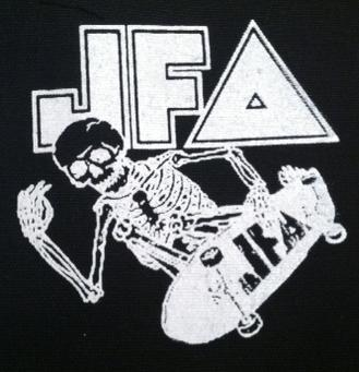 JFA - Skate - Patch