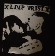 LIMP WRIST - Don&#39t Knock It - Patch
