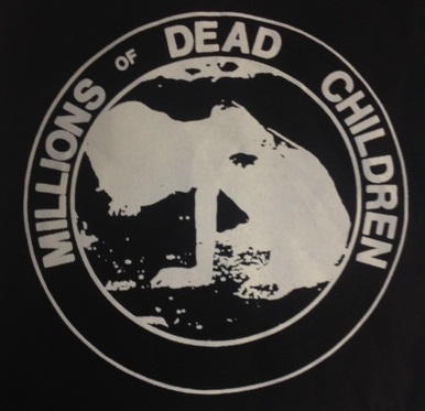 MDC - Dead Children - Hooded Sweatshirt