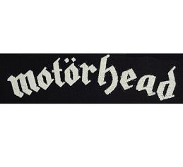 MOTORHEAD - Name - Patch