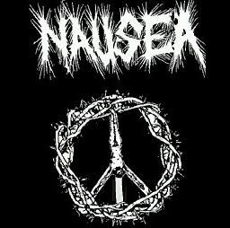 Nausea - Peace - Shirt
