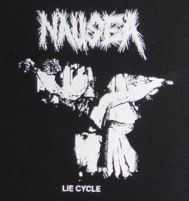 NAUSEA - Lie Cycle - Patch
